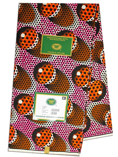 VBH448 - Vlisco Wax Hollandais