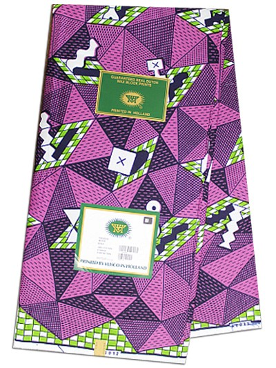 VBH484 - Vlisco Wax Hollandais
