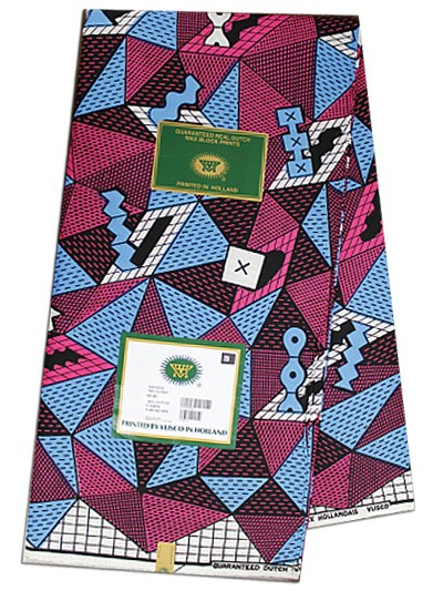 VBH486 - Vlisco Wax Hollandais