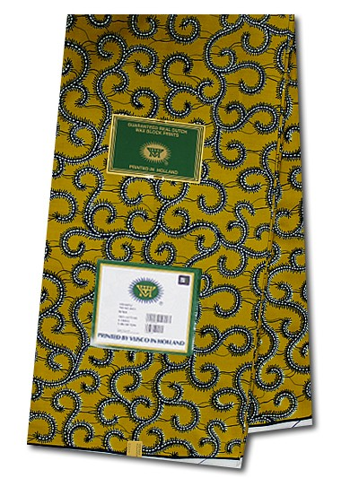 VBH540 - Exclusive Vlisco Wax Hollandais