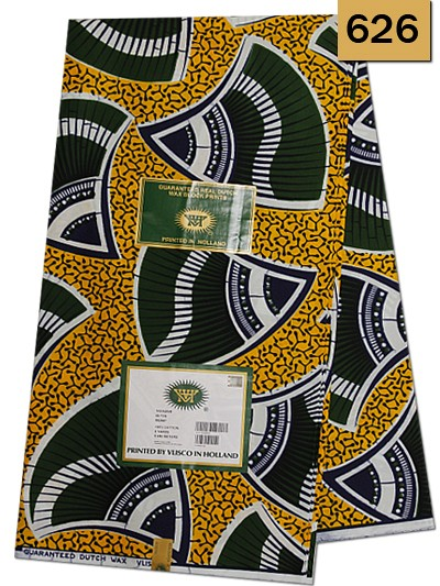 VBH626 - Vlisco Wax Hollandais