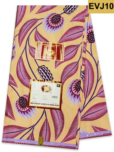 EVJ010 - Exclusive Vlisco Java