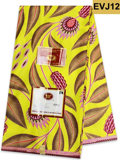 EVJ012 - Exclusive Vlisco Java