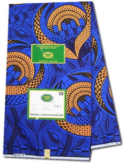 VBH795 - Vlisco Wax Hollandais