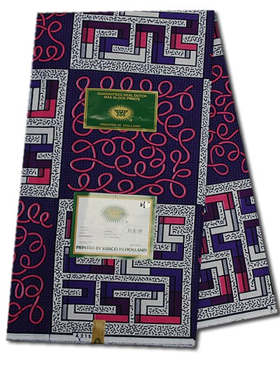 VBH850 - Vlisco Wax Hollandais