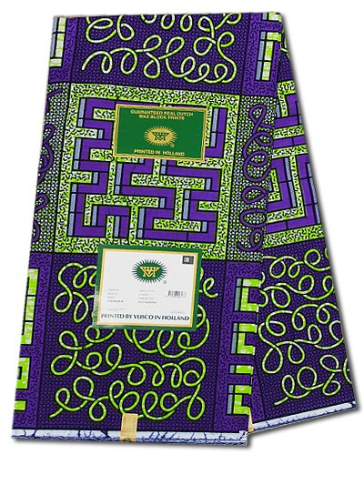 VBH841 - Vlisco Wax Hollandais