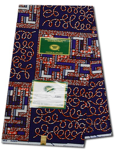 VBH843 - Vlisco Wax Hollandais